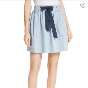 Kate Spade Railroad Skirt